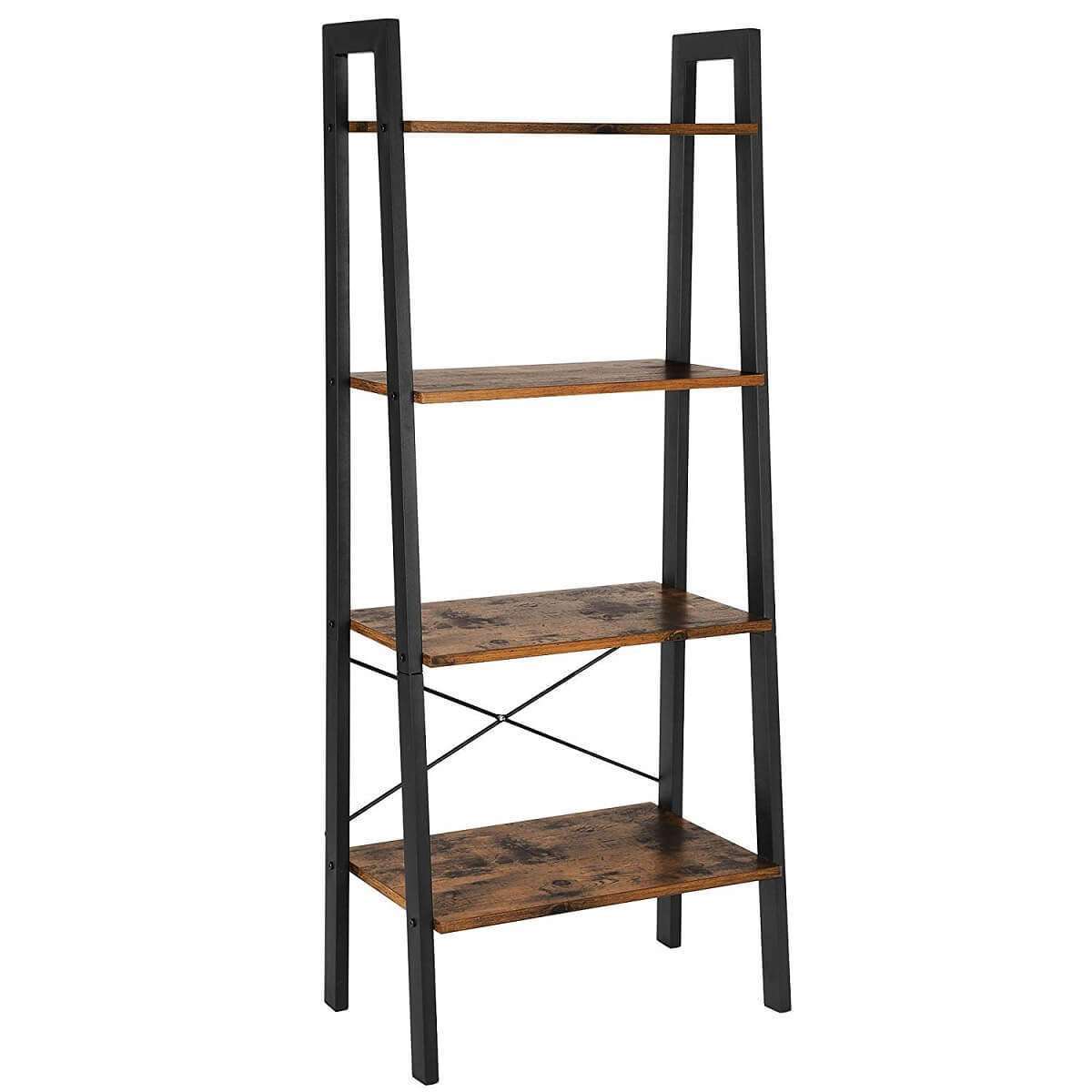 Over-The-Toilet Ladder Shelf