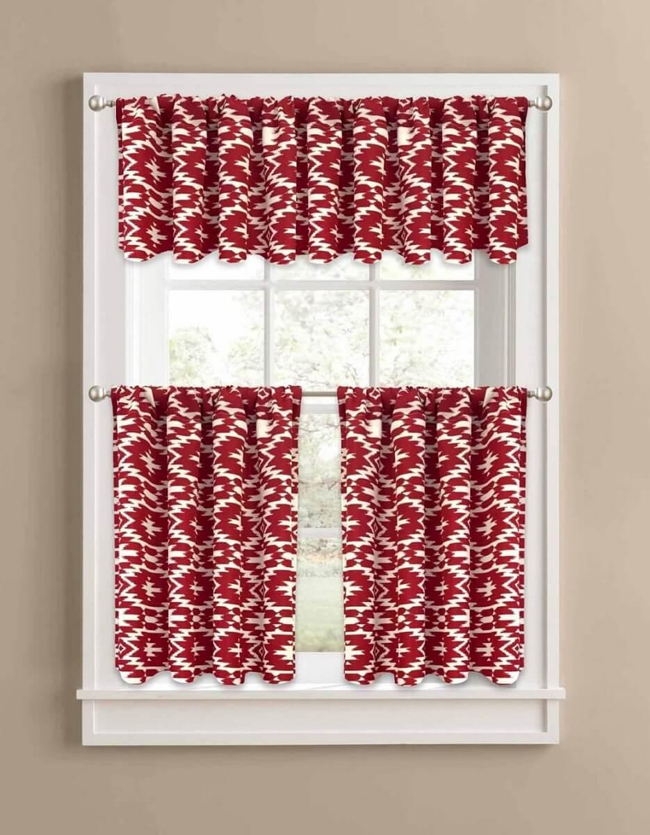 Southwest Kitchen Curtains