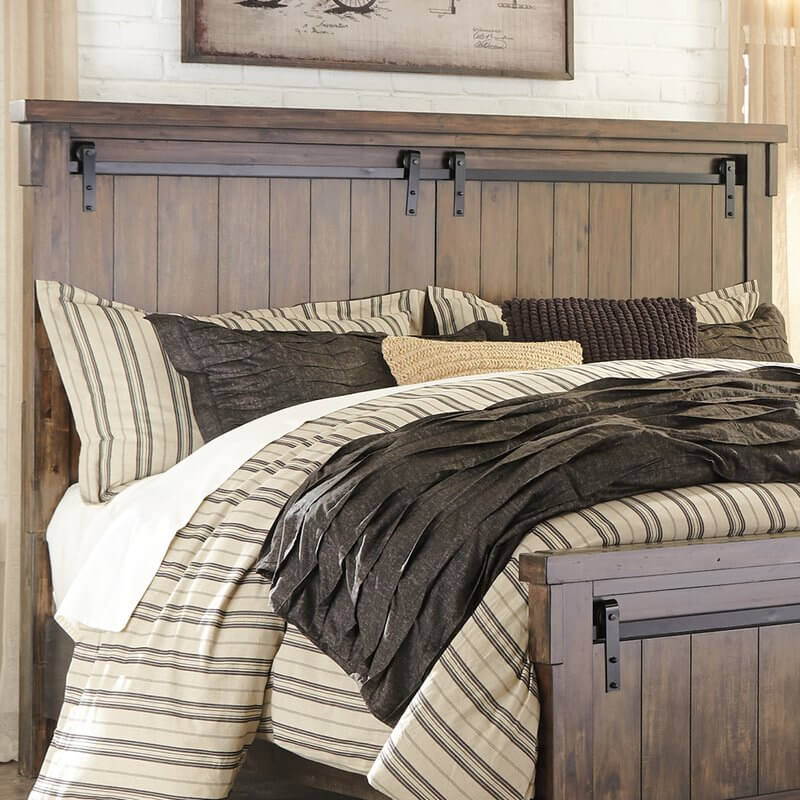 Barnhouse Door Headboard