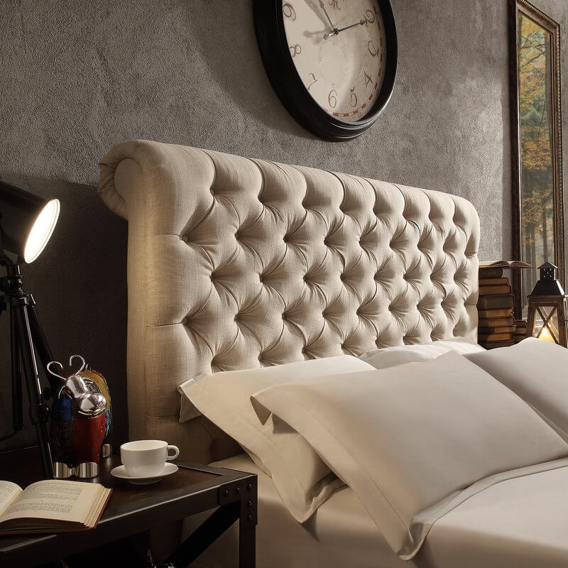 Hollywood Style Regal Headboard