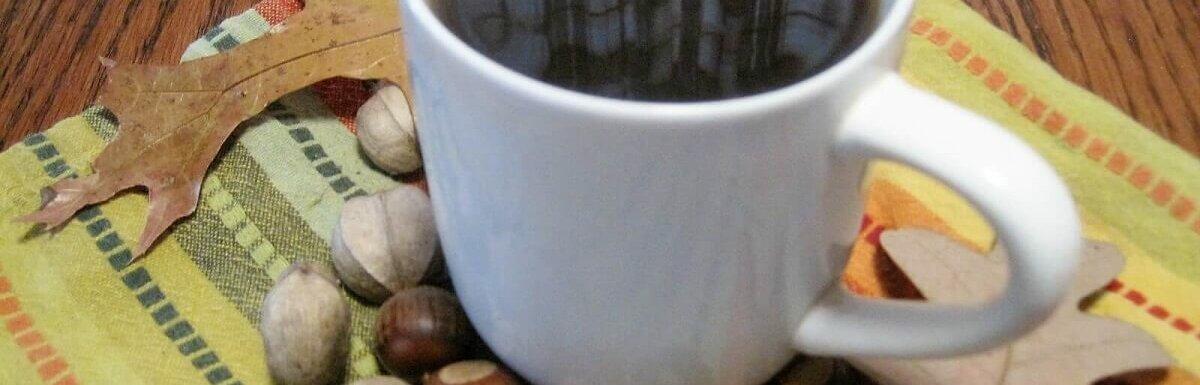 foraged coffee
