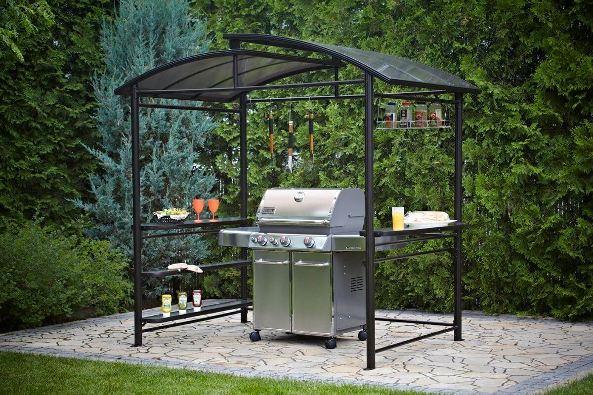 Best Grill Gazebo (Our 2019 Top Picks) • Insteading
