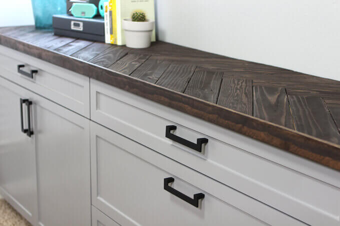 20 Diy Countertops For Your Kitchen Remodel Insteading