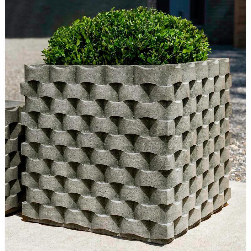 Cast Stone Concrete Large Planter