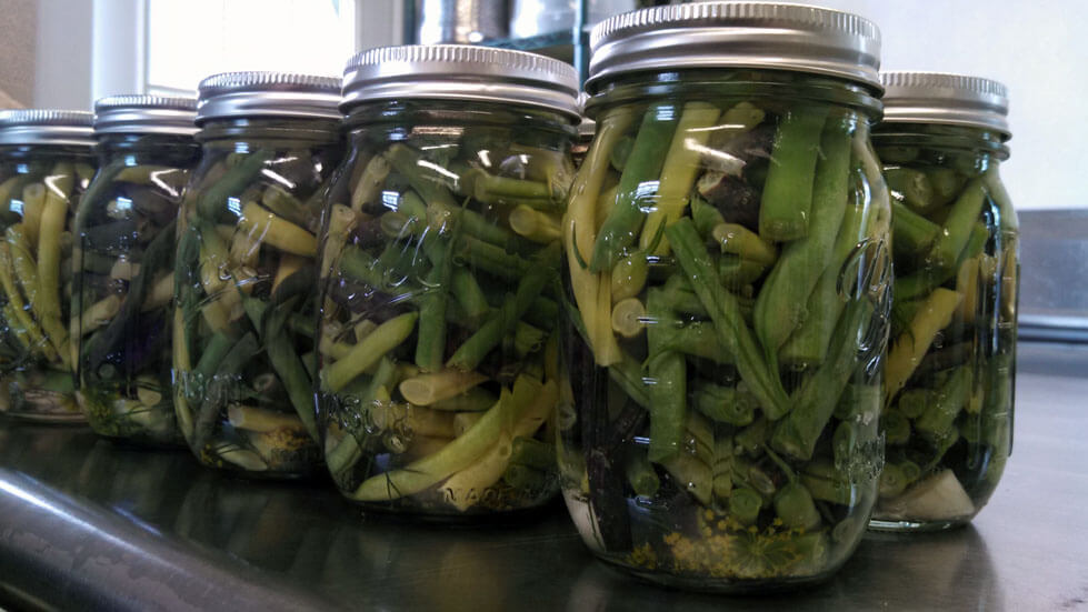 green beans canned