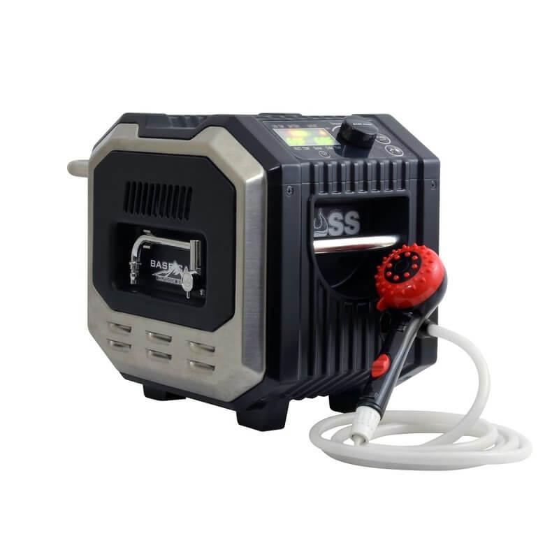 Battery-Powerred Hanging Outdoor Shower