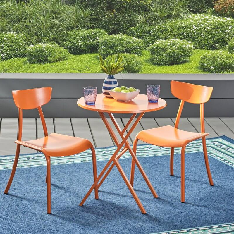 Simple 3-Piece Bistro Set