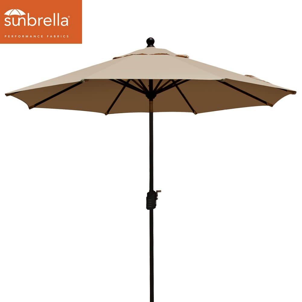 market style sunbrella umbrella