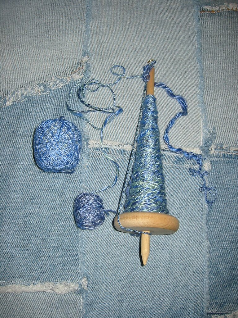 hand spindle