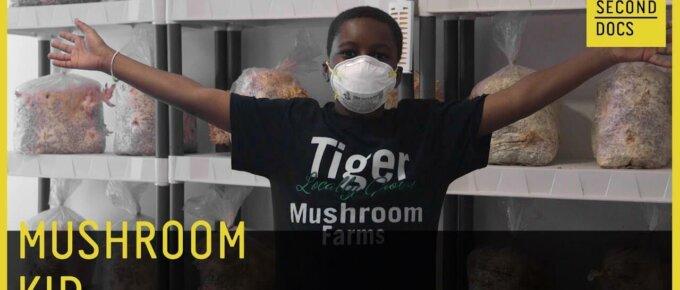 mushroom kid