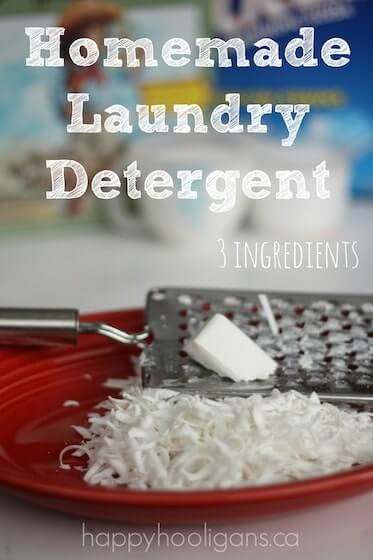 17 Homemade Laundry Detergent Recipes To Save You Money