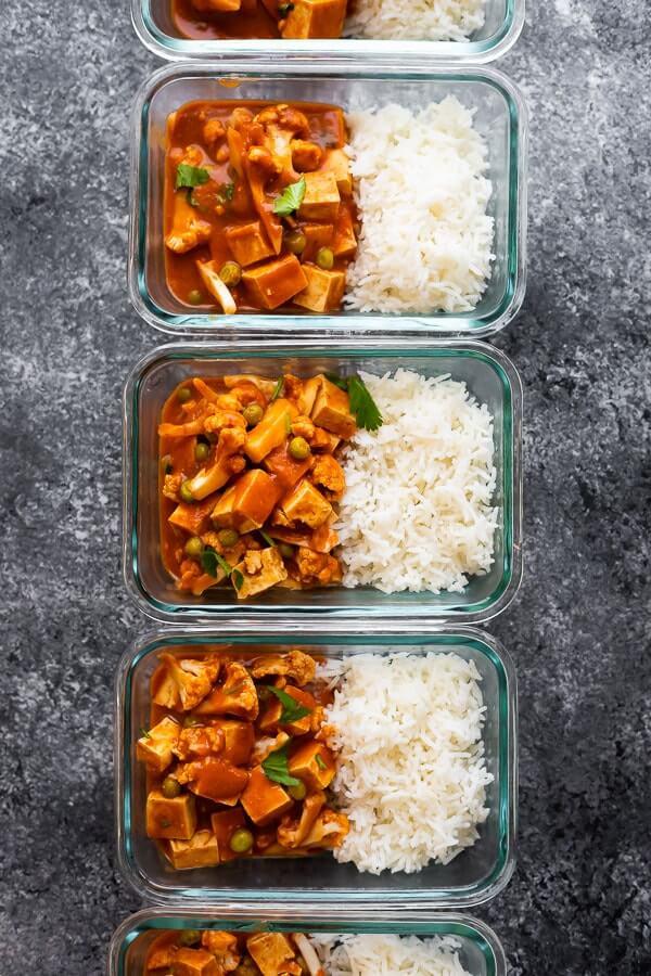 vegan slow cooker tikka masala