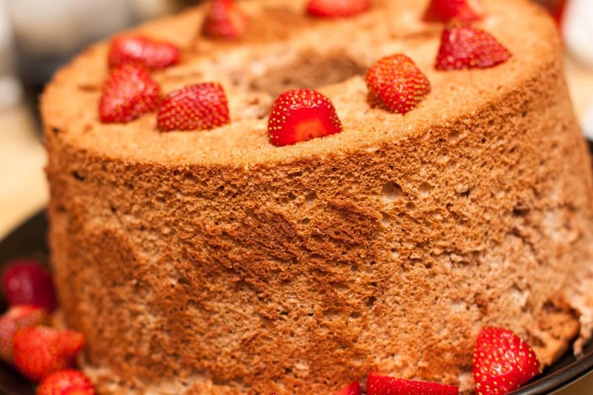 13 Healthy Cake Recipes