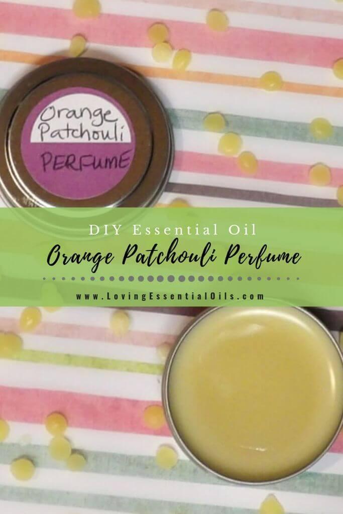 orange patchouli perfume