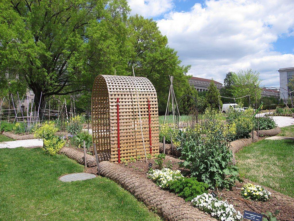 april victory garden