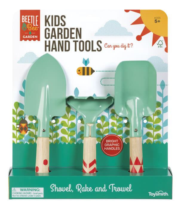 children gardening hand tools