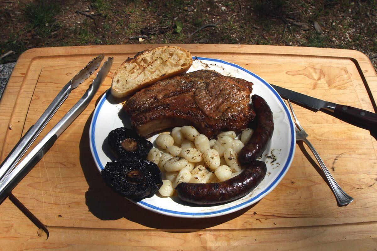 sausage and venison tenderloin recipes