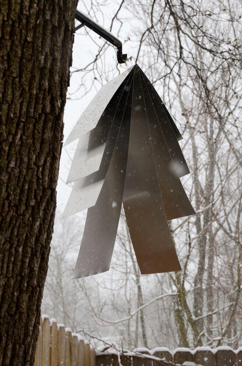 modern wind chimes