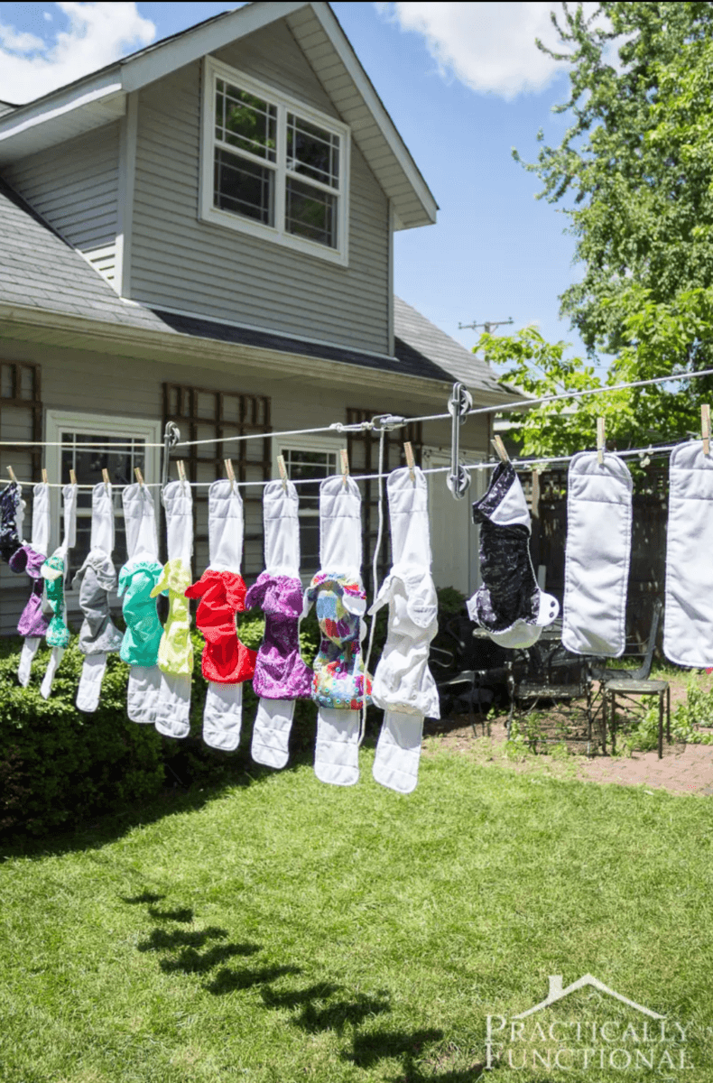 pulley system clothesline