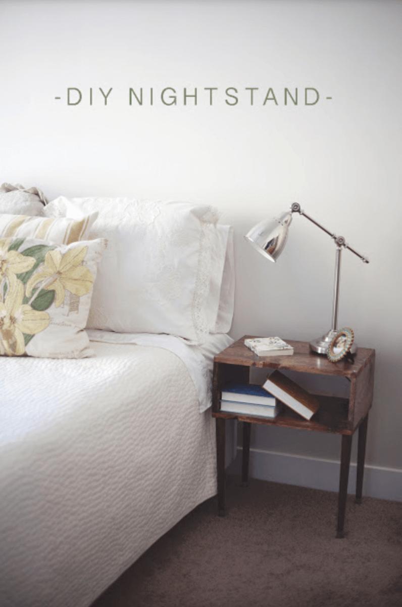 stylish nightstand