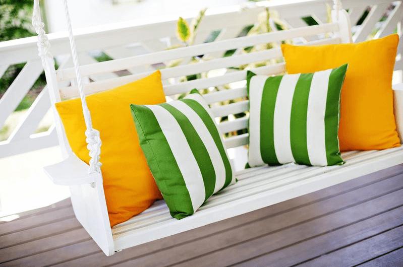 white-porch-swing
