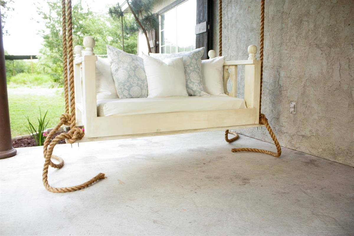 porch-swing-bed
