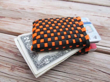 paracord-wallet