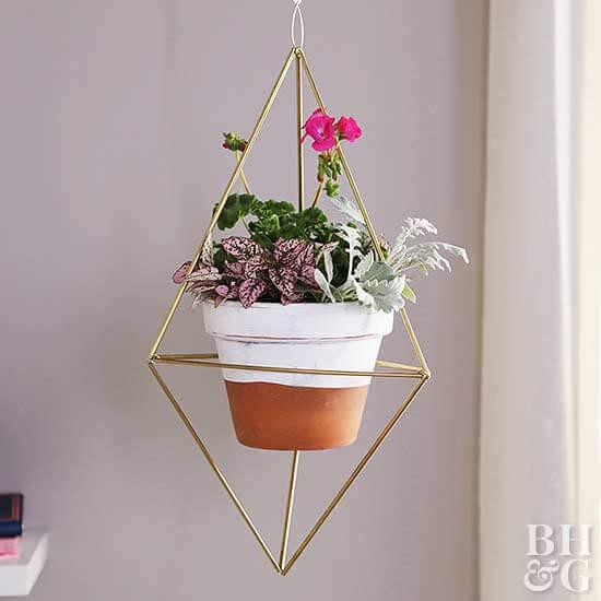 prism-plant-holder