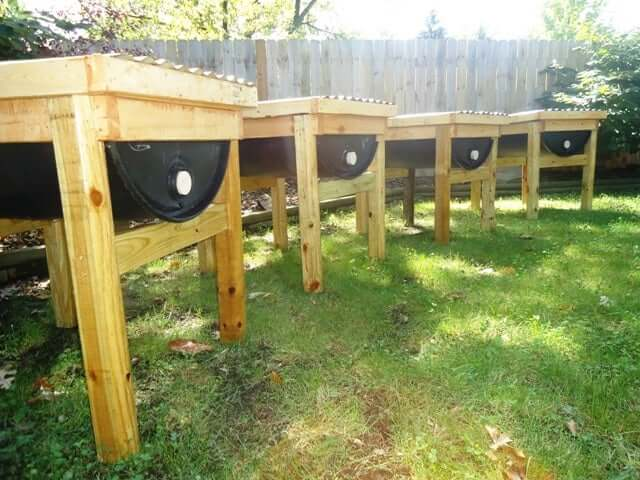 barrel-beehive