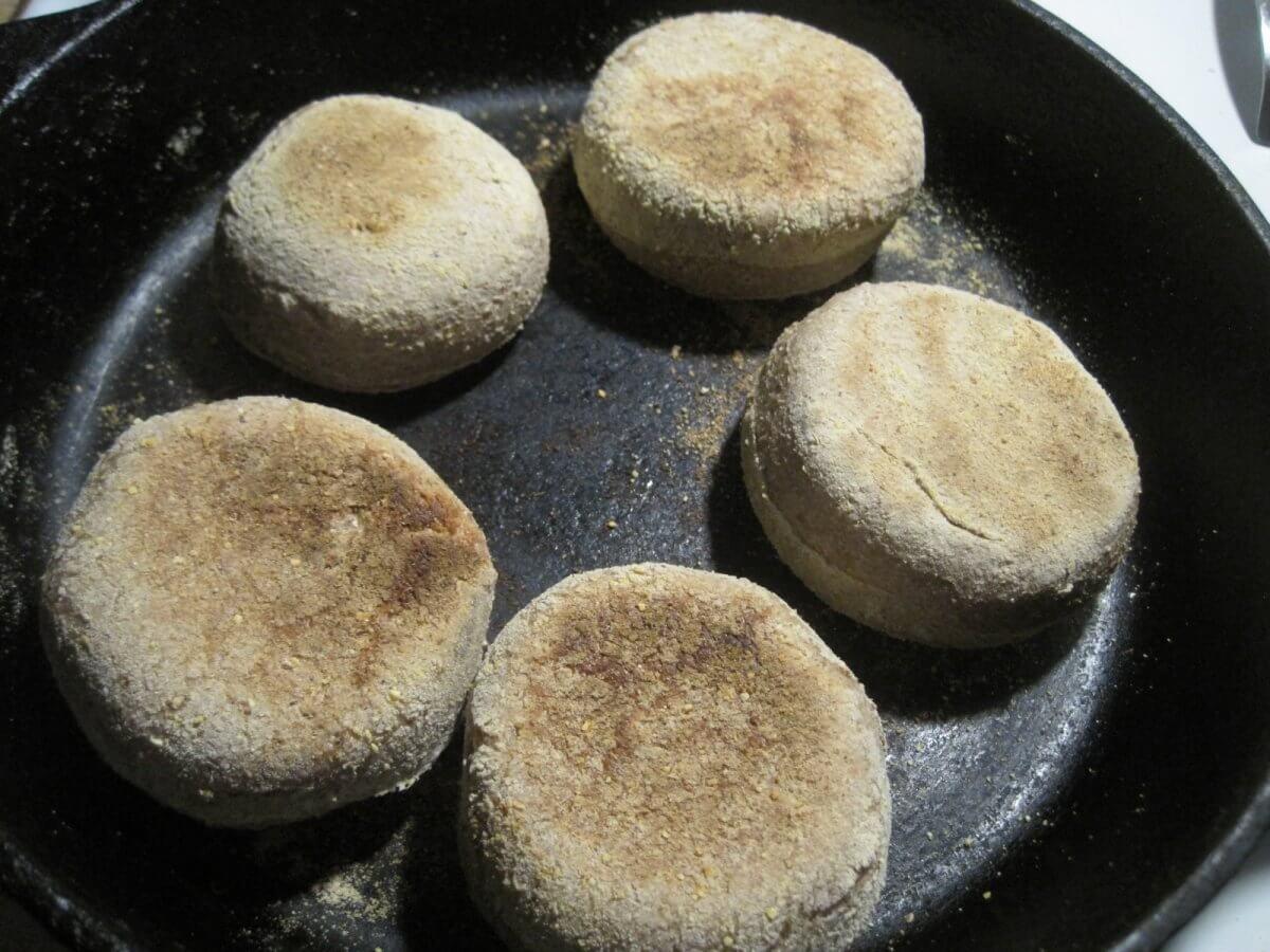 sourdough-english-muffins