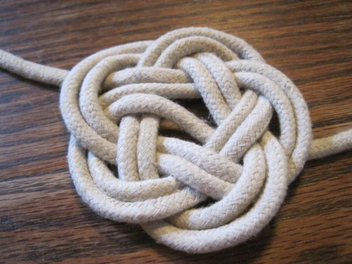knot design pattern