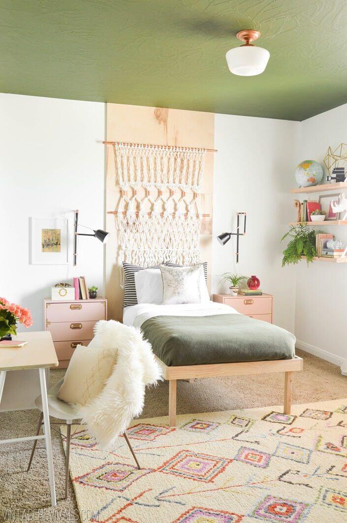 Beginner DIY Platform Bed