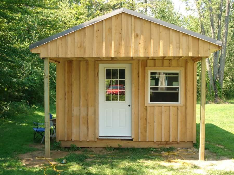 Budget Hunting Cabin Plans