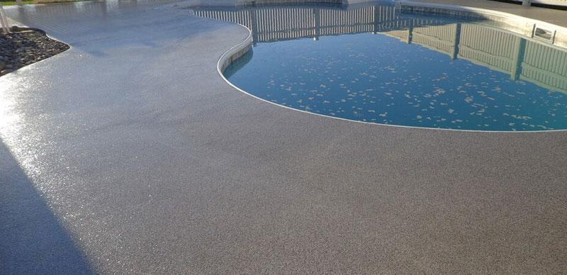 Concrete Pool Deck Plans