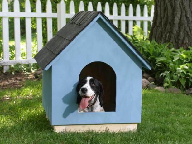 Classic A-Frame Dog House