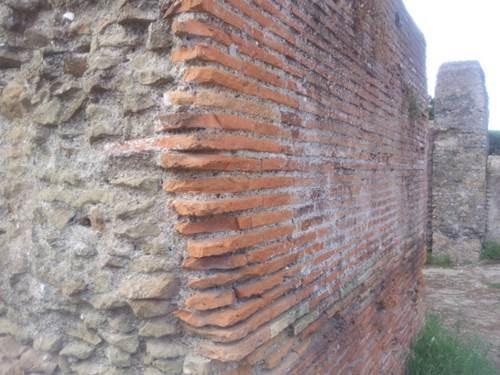 roman lime wall