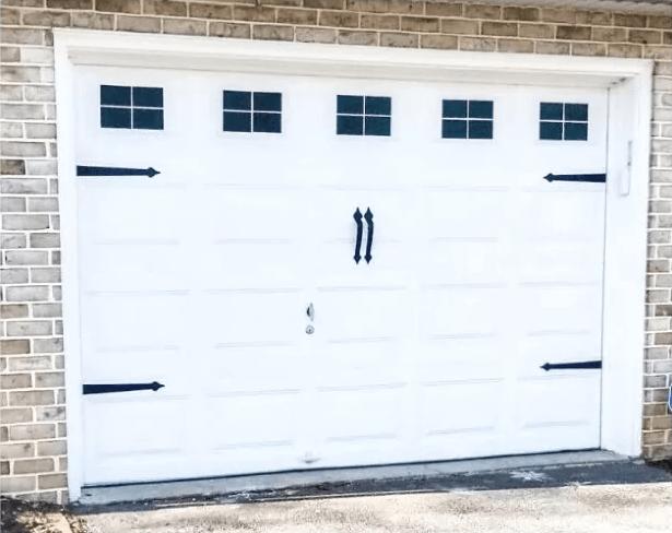 DIY Garage Door