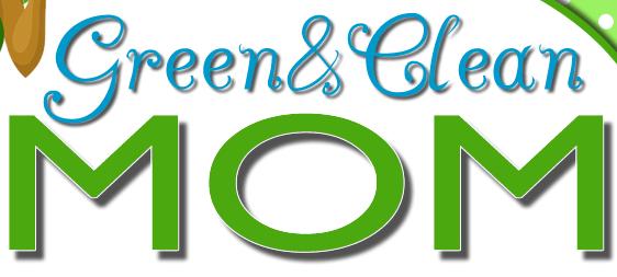 green clean mom logo