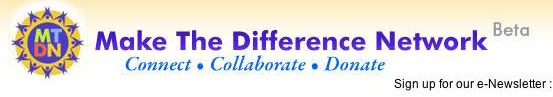 make the difference network logo