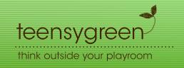 teensy green logo