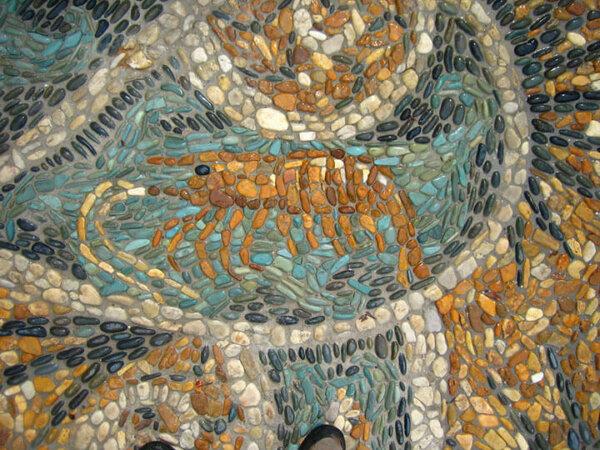 pebble-mosaic-jacksonville-zoo