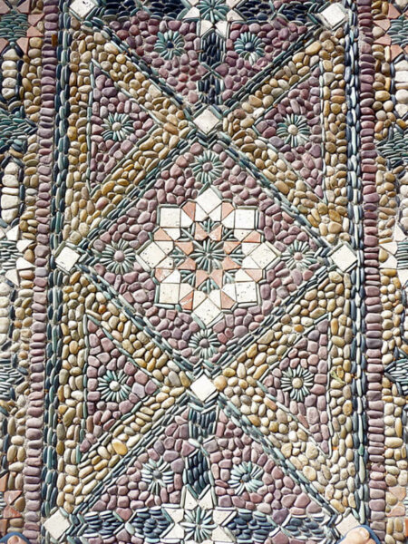 pebble-mosaic-moroccan-carpet-detail