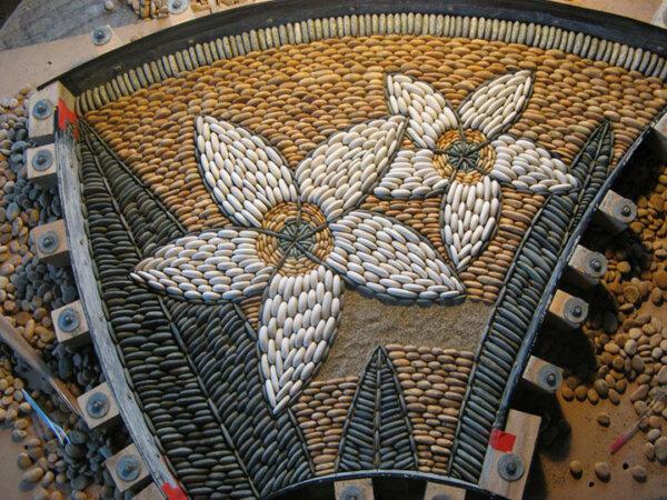 pebble-mosaic-58-john-botica-mold-jn-progress