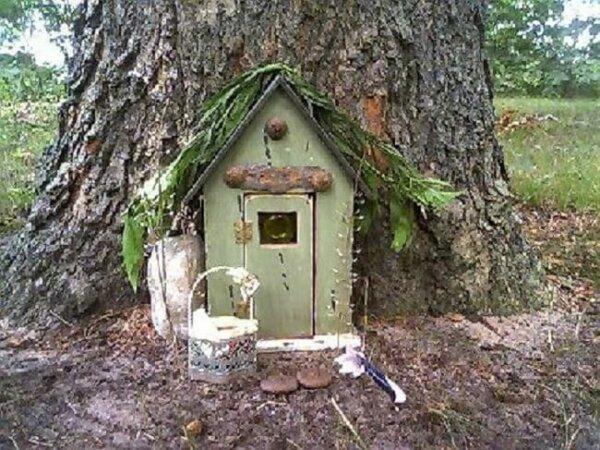 Fairy houses insteading for Fairy doors for sale