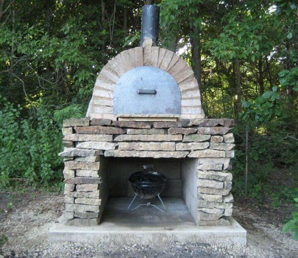 outdoor-stone-oven-diy
