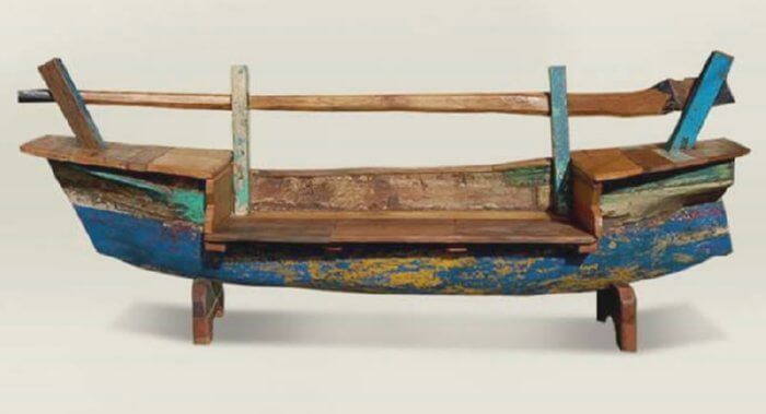 furniture from old boats