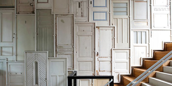 furniture made out of doors. Recycled Doors Furniture Made Out Of