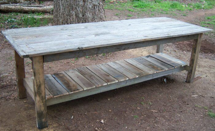 outdoor pallet wood. Pallet Reuse Outdoor Wood -