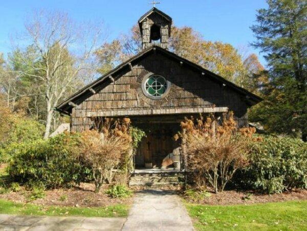 bark church