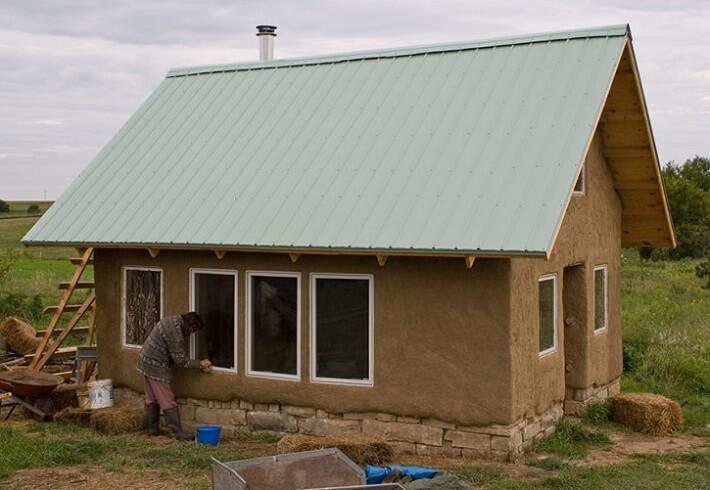 Cob Homes Insteading